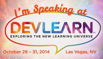 DevLearn Conference - Be Concise Session 101