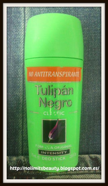 Desodorante en stick - Tulipán Negro