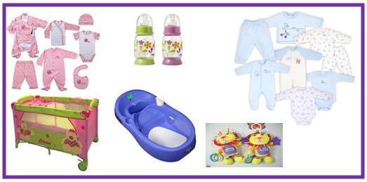 Consejos sobre que cosas comprar al bebé antes de que nazca ...