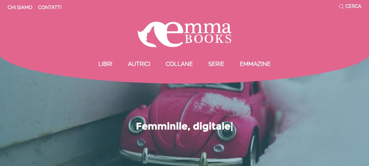 NUOVO SITO PER EMMA BOOKS!