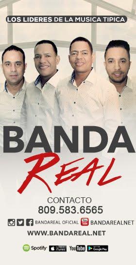 ** BANDA REAL **.... Contactos