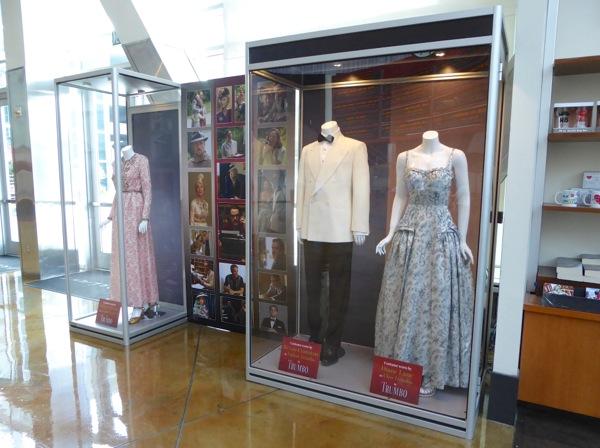 Trumbo movie costume display