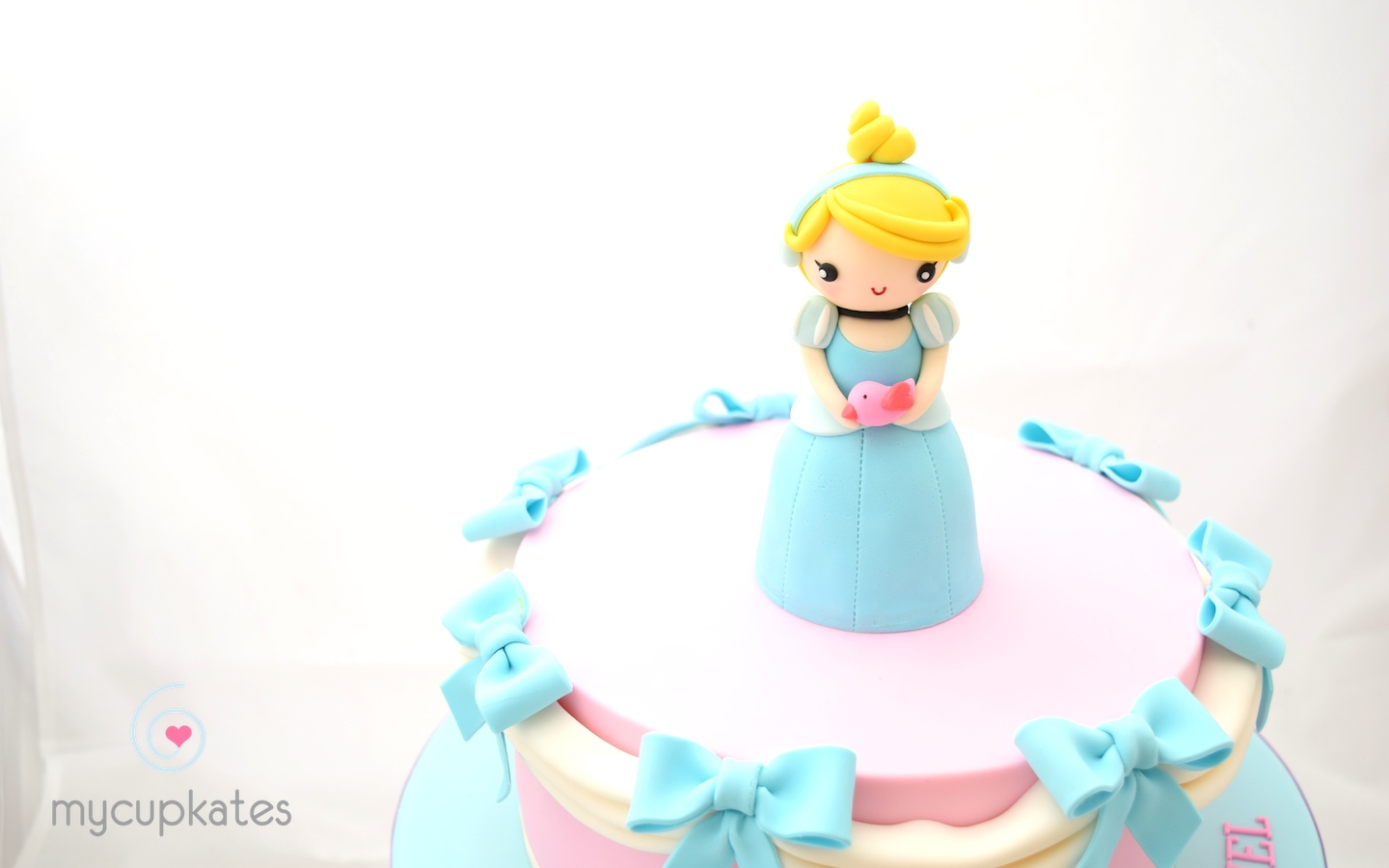 ... Cakes, Cupcakes & Cookies: Cinderella Cake For Chanels 4th Birthday