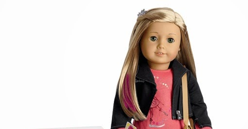 ChiIL Mama American Girl Isabelle The Dancer Is Here AmericanGirl