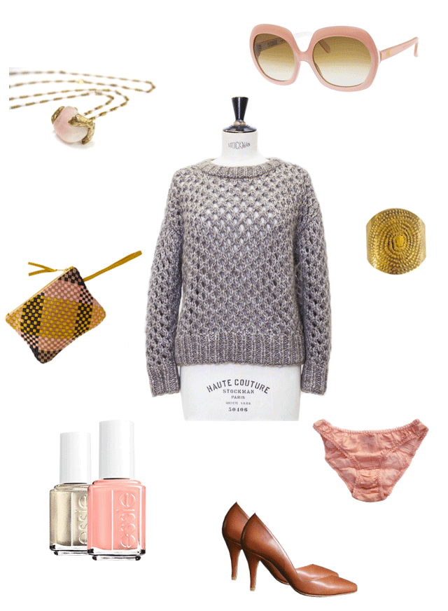 Outfit Winter 014 - Sezane - Claramonte- Emmanuelle Khanh - lovmint - Fishandchic