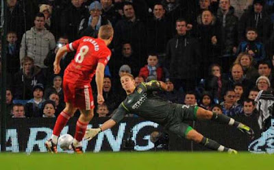 Manchester City 0 - 1 Liverpool (2)