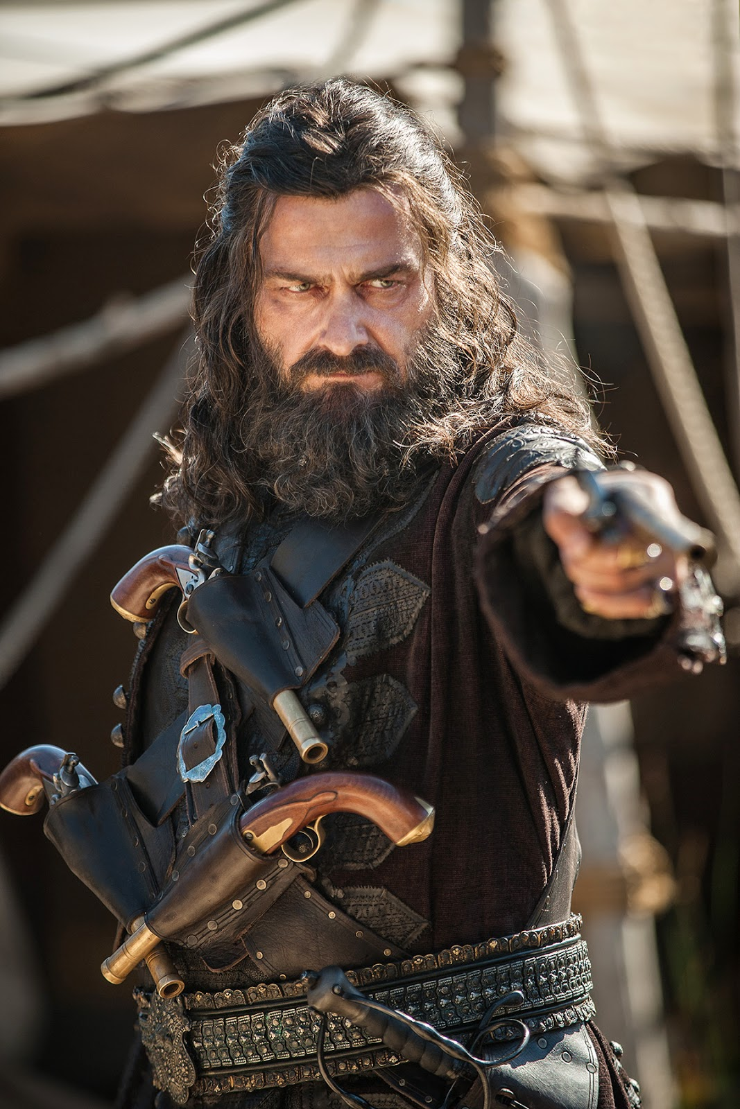 Divergent'-s'- Ray Stevenson Joins Starz'-s '-Black Sails'- as Iconic ...