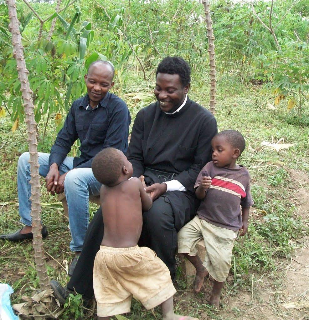 Μαζεύουμε τους κουμπαράδες της Ιεραποστολής μας