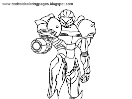 Space Alien Coloring Pages Free
