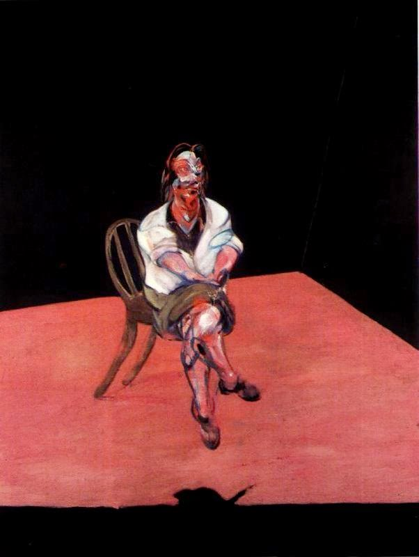 Francis Bacon - Study for Portrait of Isabel Rawsthorne 1964