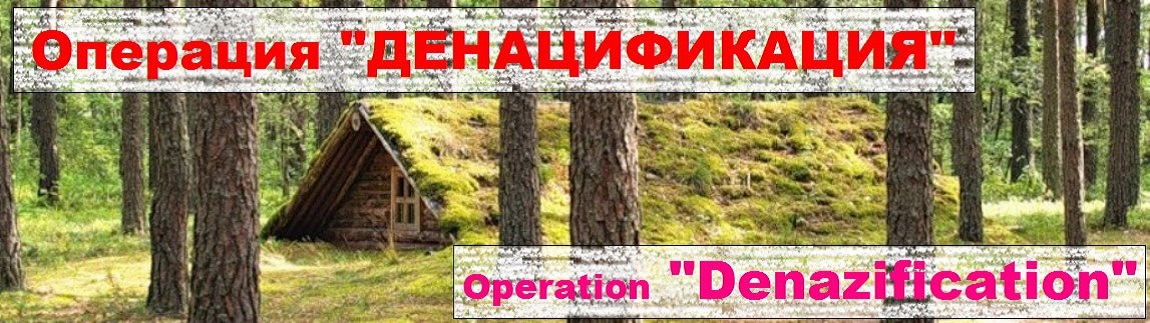 "Операция ""Денацификация"""