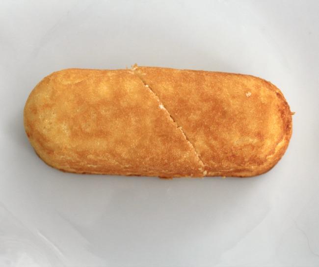 One Twinkie shortcake.