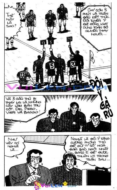 Jindodinho - Đường Dẫn Đến Khung Thành III Tập 68 page 18 Congtruyen24h