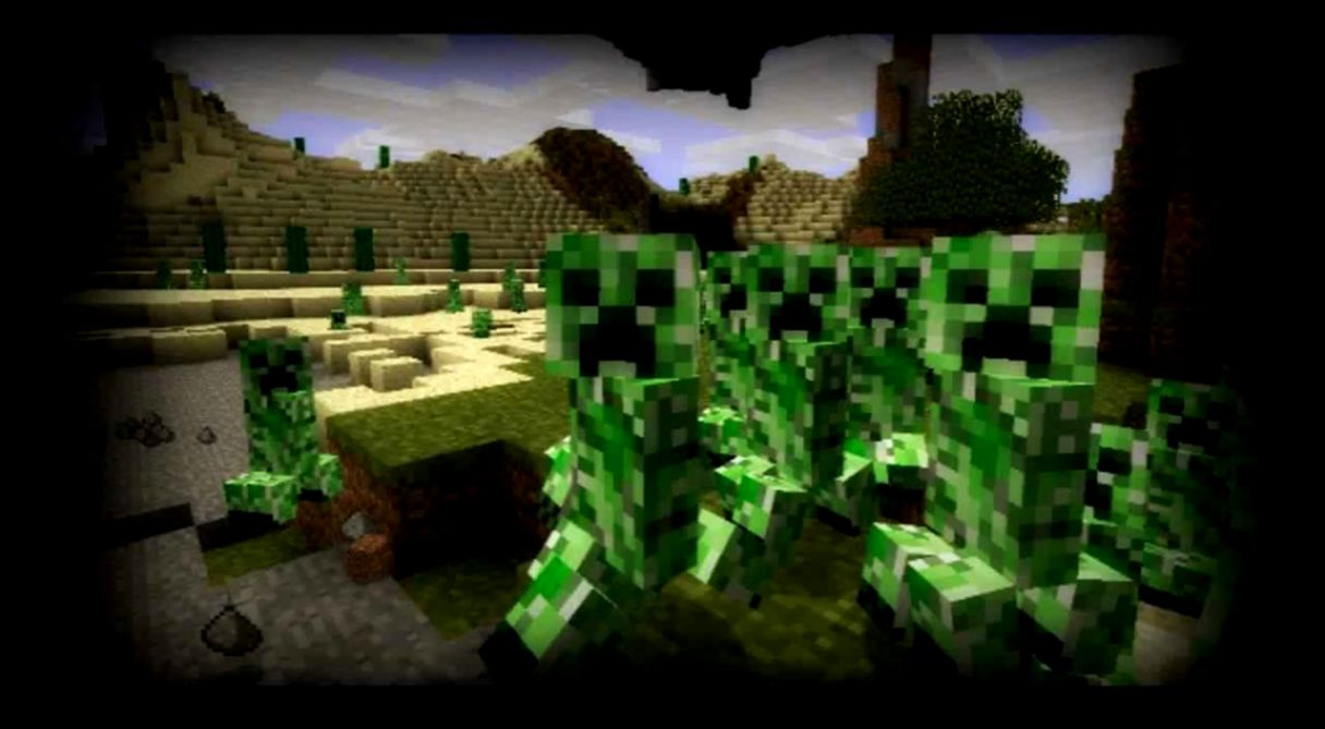 epic minecraft wallpapers cool hd wallpapers