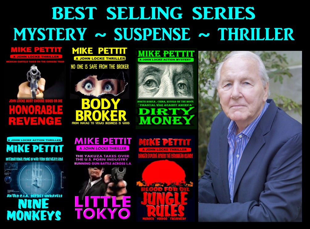 JOHN LOCKE MYSTERY SUSPENSE THRILLER SERIES