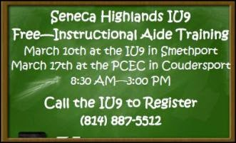 Free Instructional Aide Training