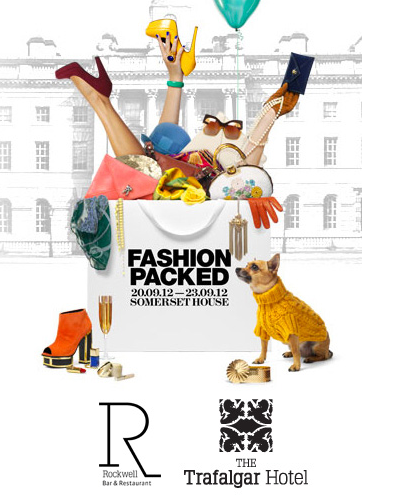 London Fashion Weekend Tickets with Nelly