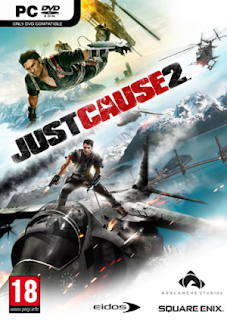 Kết quả hình ảnh cho Just Cause 2 Complete Edition cover pc