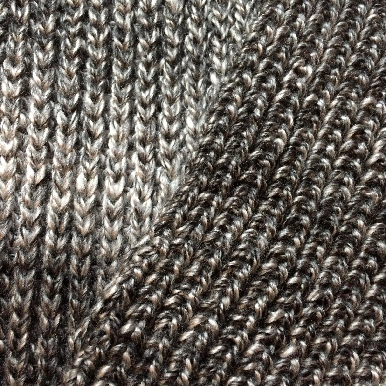 Machine Knitting Fun: Double Rib, English Rib, Fisherman\'s Rib Oh My!