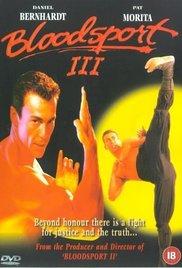 Bloodsport 3 - Watch Bloodsport III Online Free 1996 Putlocker