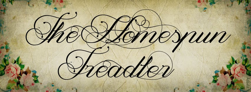 The Homespun Treadler