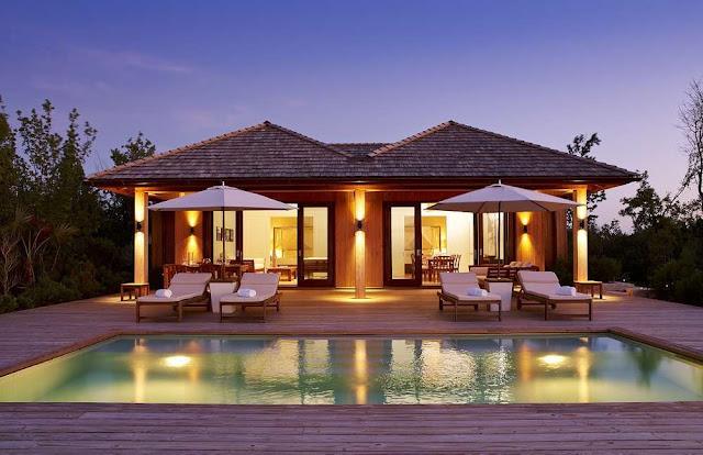 beach home exteriors