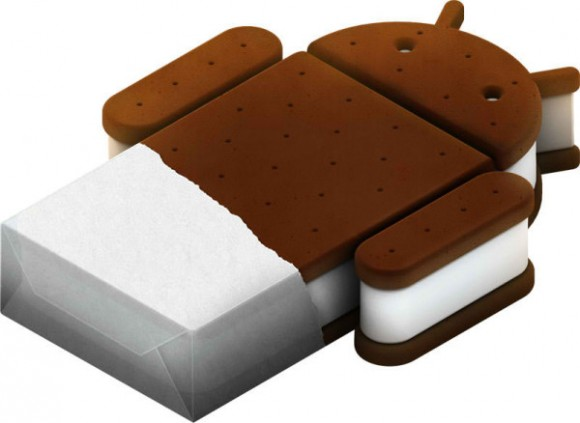 Android 4.0 Ice Cream Sandwish - ICS
