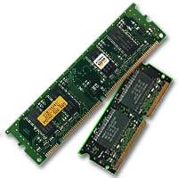 Perbedaan SDRAM, DDR dan RDRAM