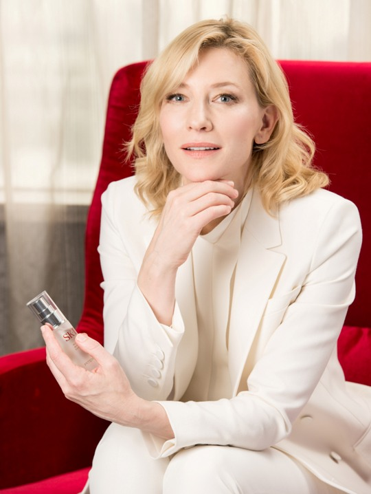 cate blanchett sk ii mid day miracle essence
