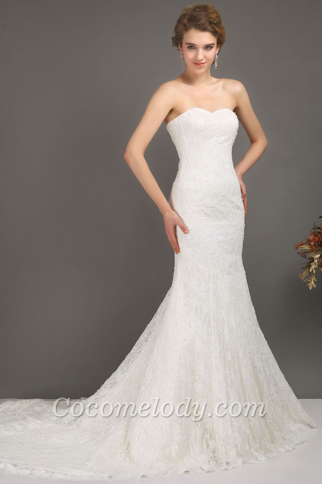 Wedding dress for your country wedding