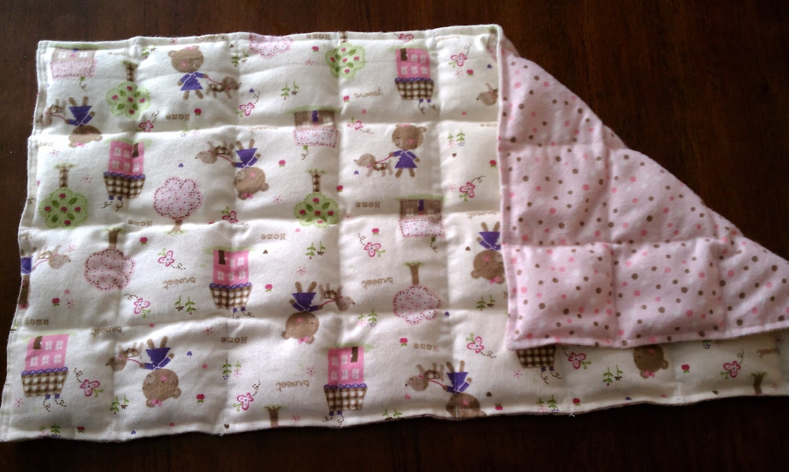 Cardamom Amp Poprika Weighted Blankets For Extra Special Kids