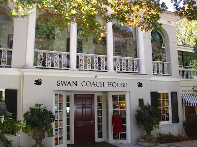 Swan House Atlanta Tea Room