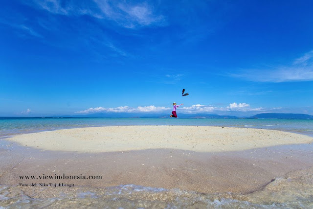 Lokasi Gili Kapal Lombok Timur