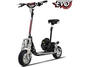 Motor Scooter Suspension