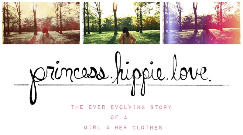 princess. hippie. love.