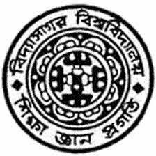 Vidyasagar University Result 2016