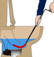"""Destapar un WC poceta4"""