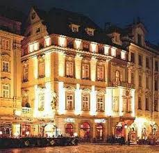 Luxury Hotels Prague room