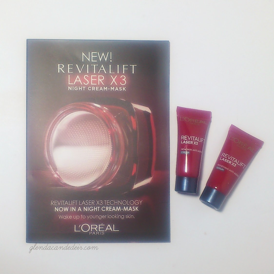 L'oreal Paris Youth Duo Samples