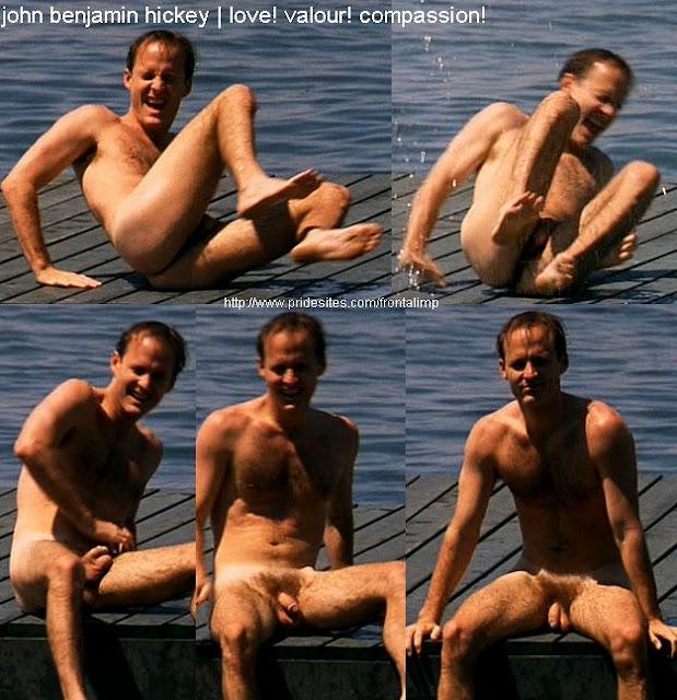 gallagher nude cock david