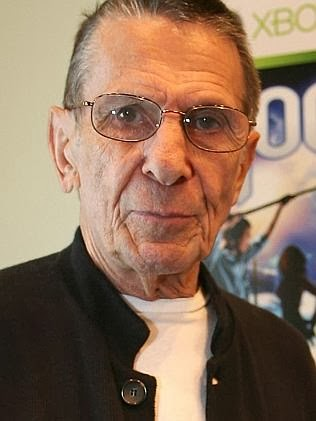 Leonard Nimoy lung-disease