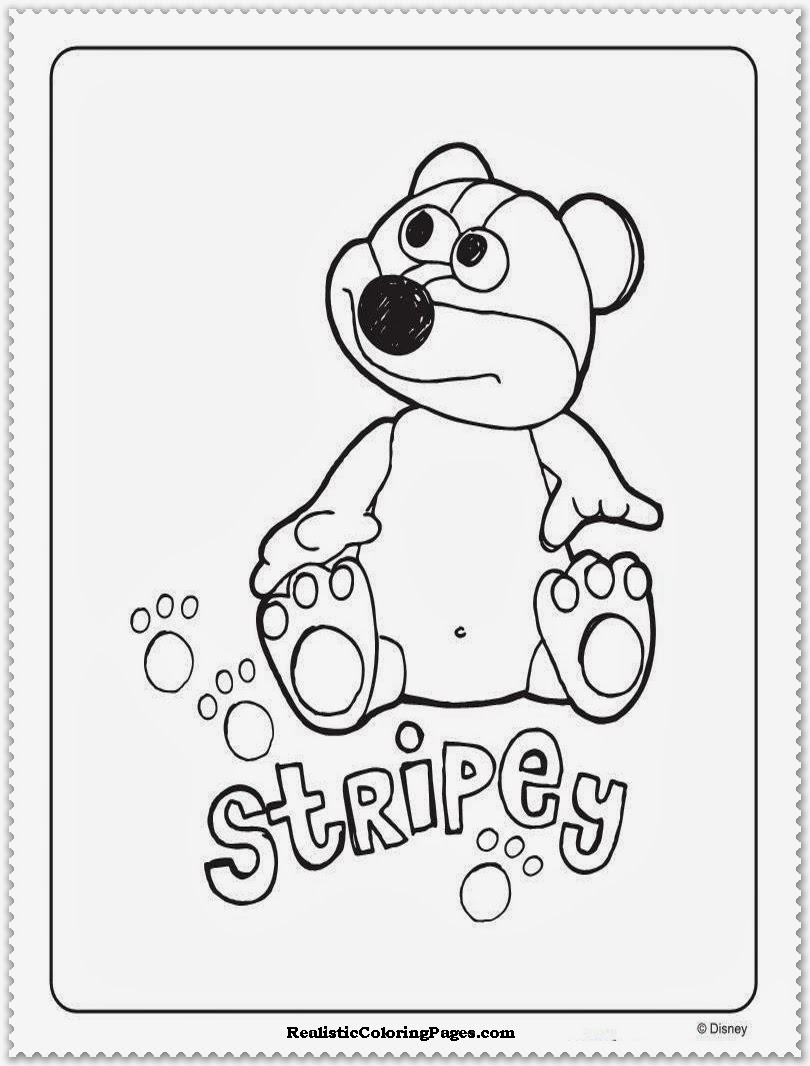 free timmy time coloring pages