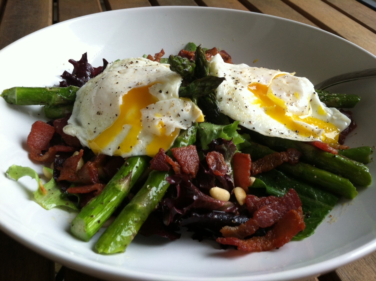 A Taste of Home Cooking: Secret Recipe Club - Bacon, Egg and ...