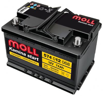2016德國製造MOLL電池
