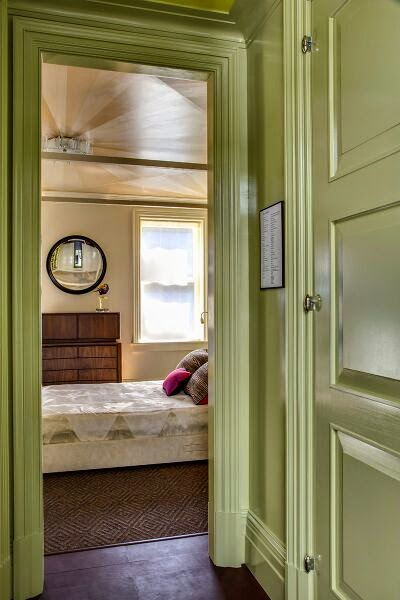 Nest by Tamara McMillens Guest Bedroom Rio Room is A Stand Out