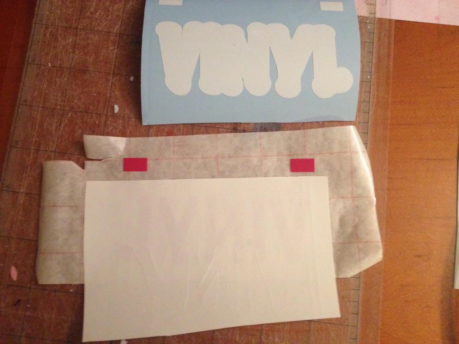silhouette layering vinyl tutorial the no fail method