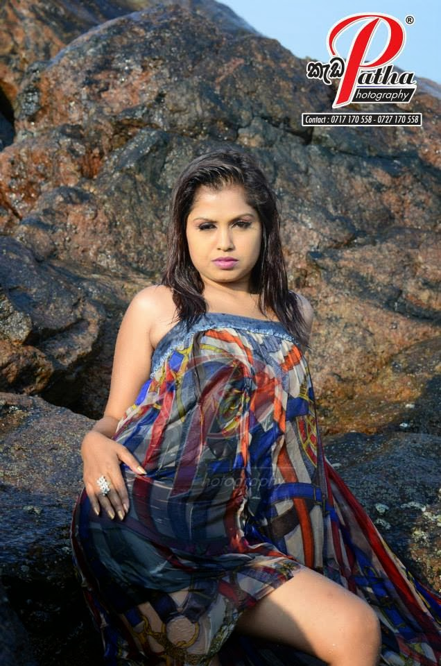 sri lanka model Tharu Arabewaththa latest hot sexy photos stills pics