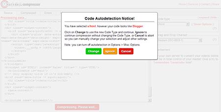 Cara Mempercepat Loading Blog Dengan Compress HTML 2