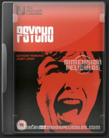 Psicosis (BRRip 720p Inglés Subtitulado) (1960)