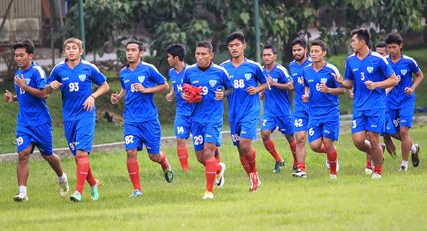 Pelita Bandung Raya Mulai Bersiap